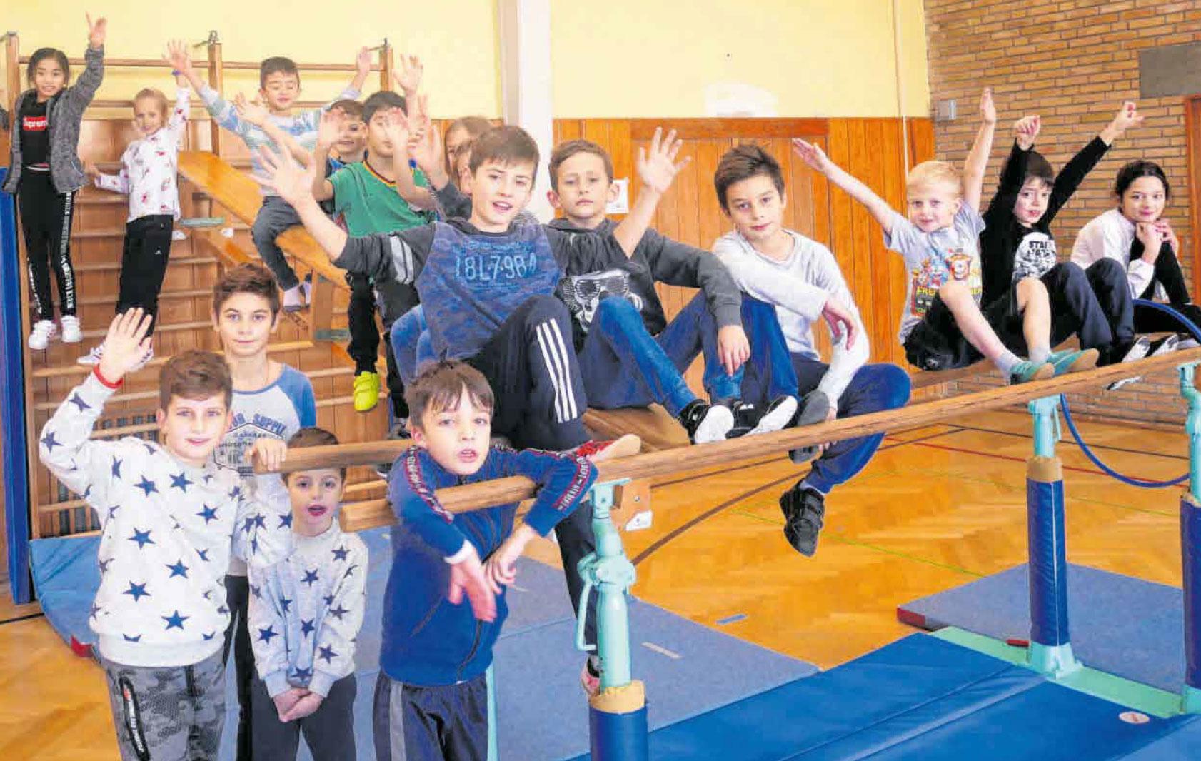 Spaß mit Sport, Schwäbische Zeitung