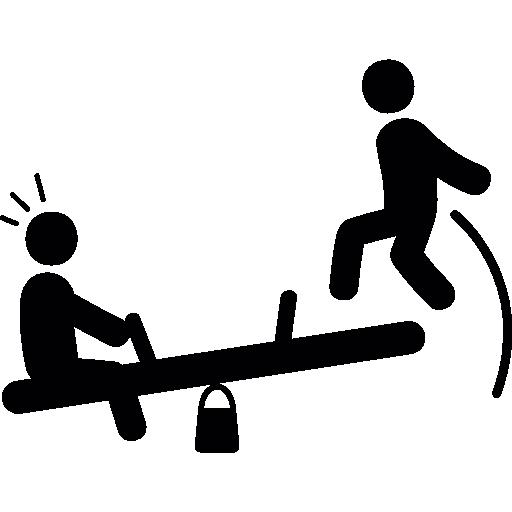 Schulhof Icon