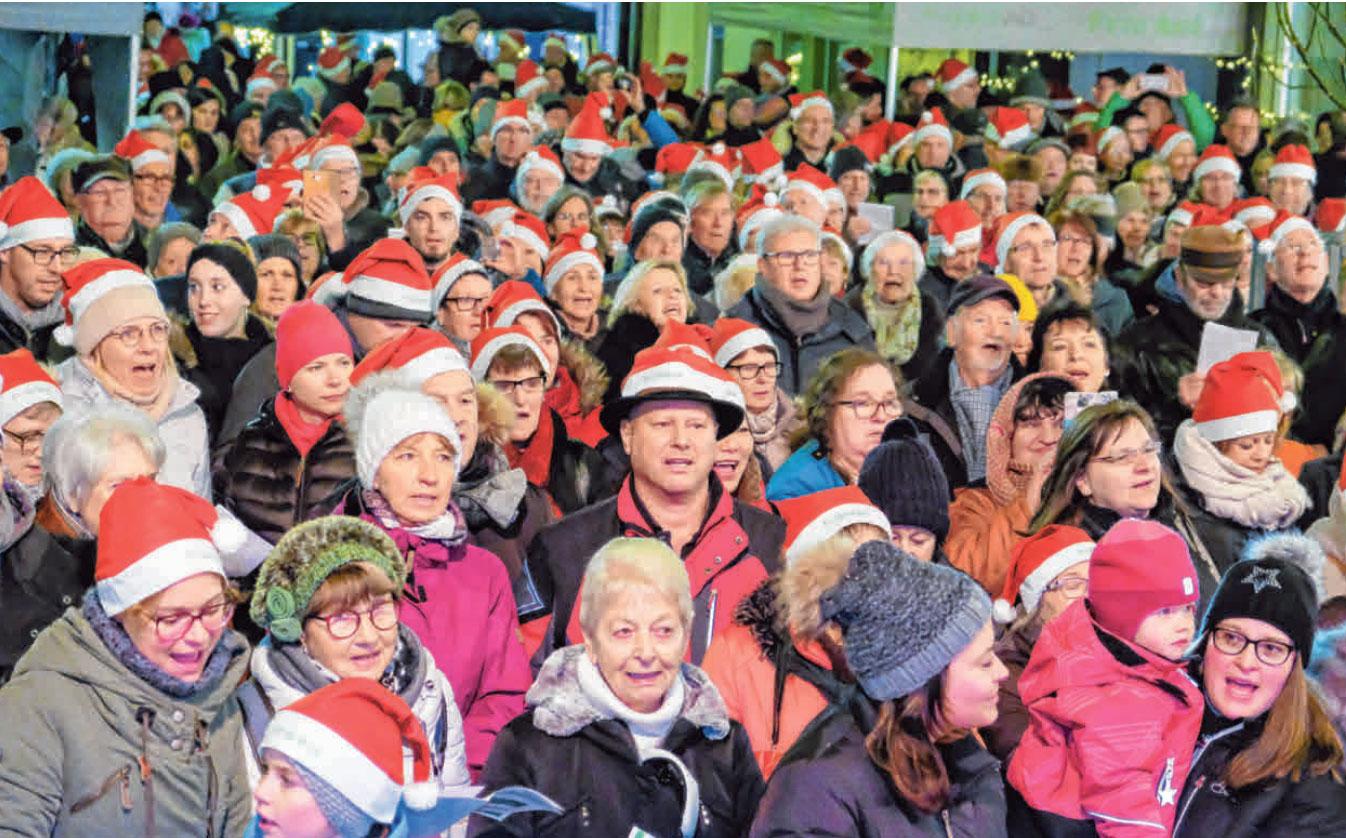 Die Nordstadt singt, Schwäbische Zeitung